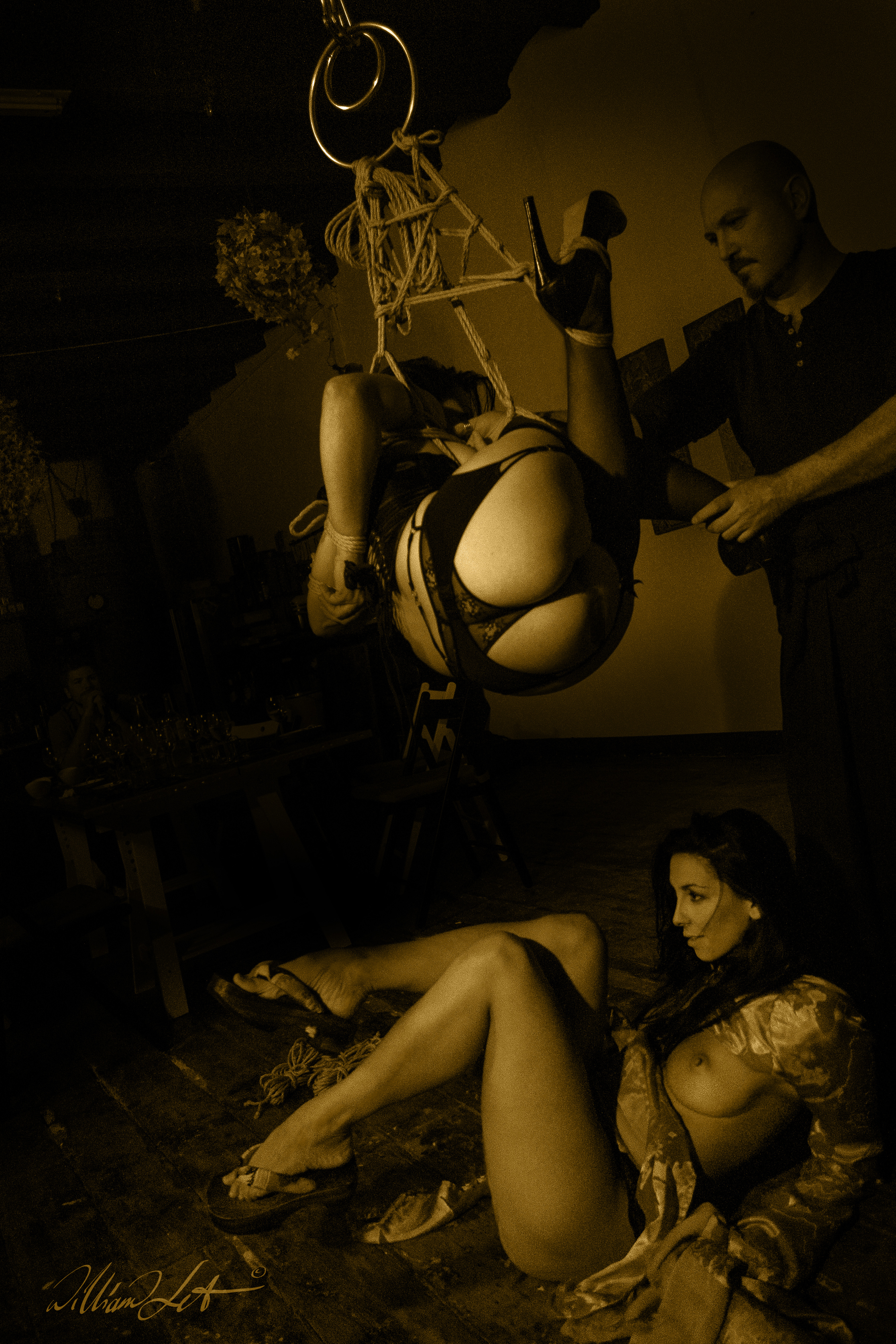 Shibari - William LET©