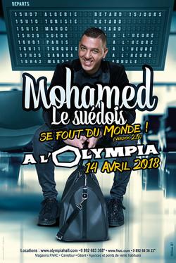 40x60 Mohamed le suedois olympBD