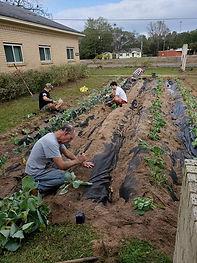 Garden Nacogdoches Hope community Garden