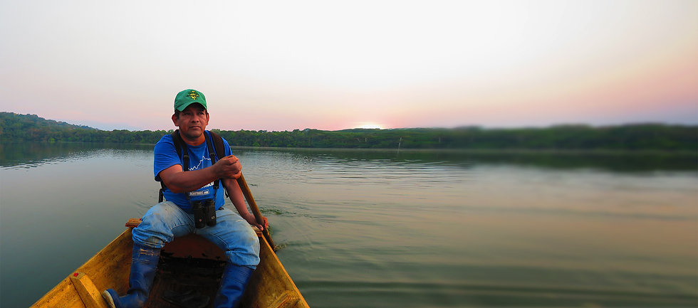 Ovidio Valdez, one of the best tour guides available in Madidi