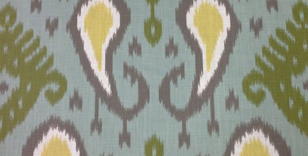 Capri Ikat Fabric