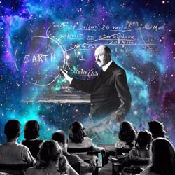 Professor Galaxy