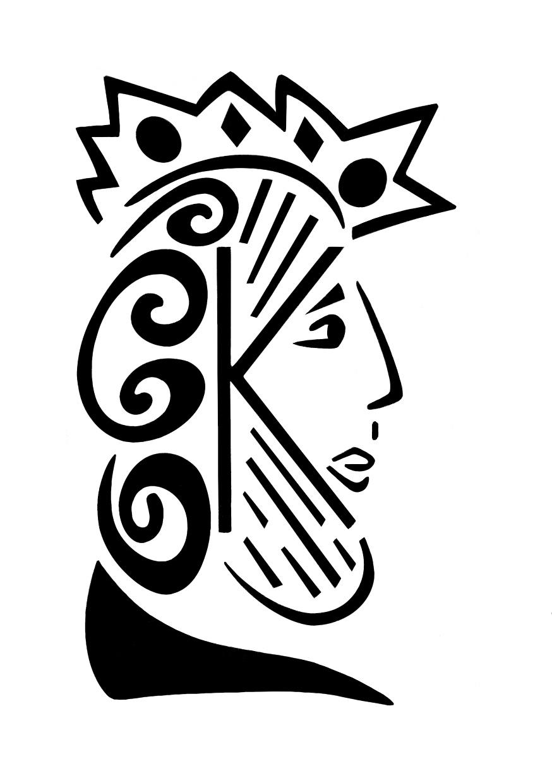 The Letter K (King)