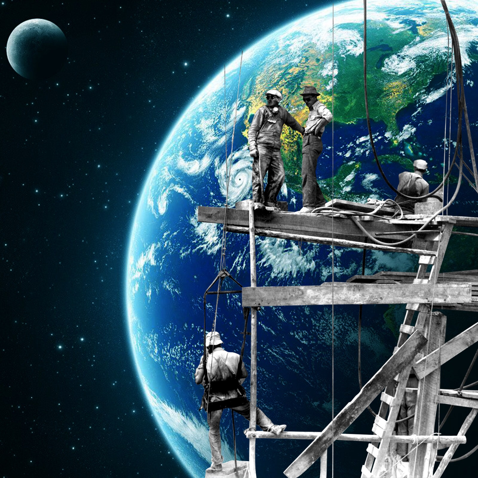 Reconstructing Earth