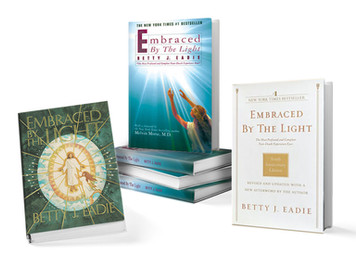 History of the Embraced By The Light Bookcover