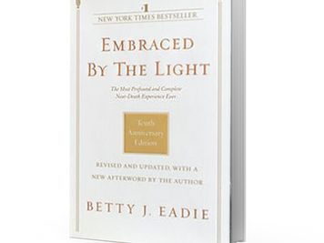 Tenth Anniversay Edition of Embraced by the Light.