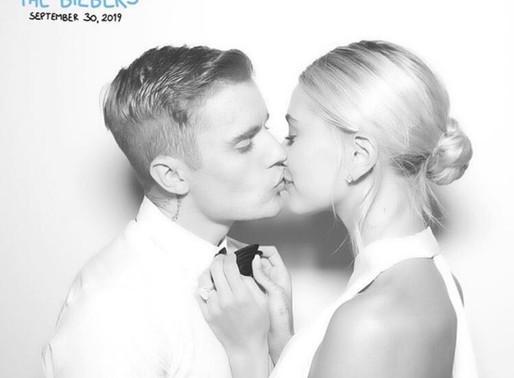 Justin Bieber y Hailey Baldwin se casan por segunda vez