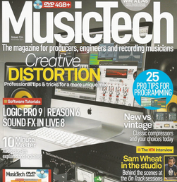 Music Tech - November 2011