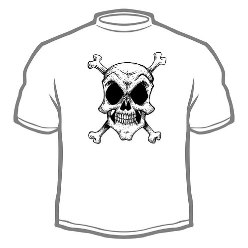 Classic Scull Tee