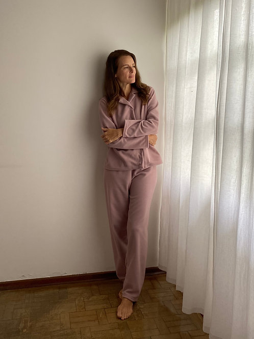 Pijama Rose micro soft   MM40