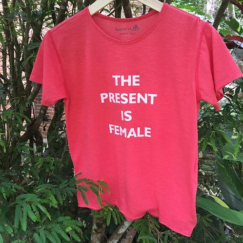 Camiseta Present cereja  MM6