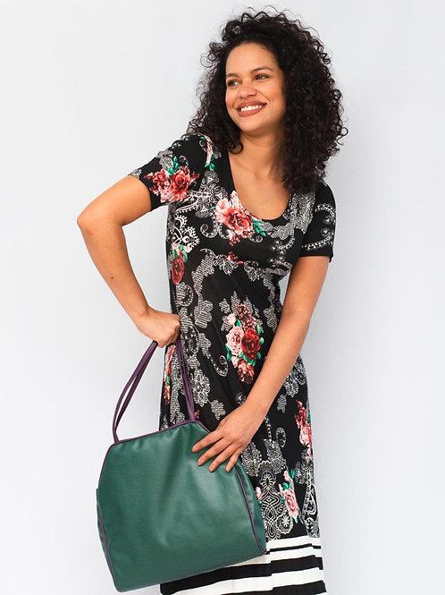 Bolsa Arianna Verde MM92