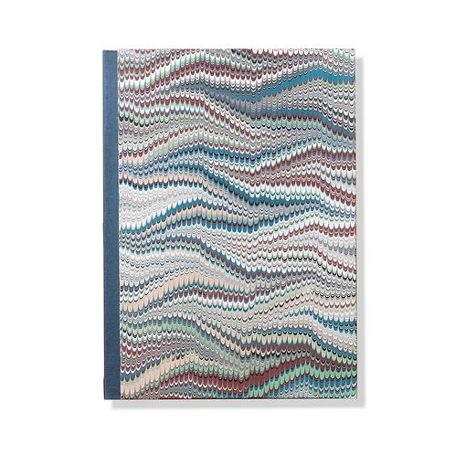 Caderno Marmorizado  MM85