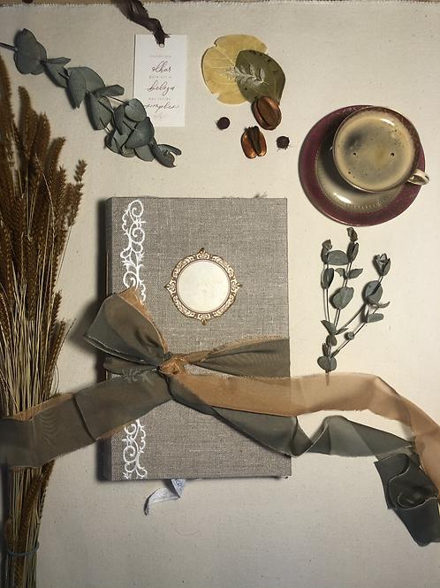 Caderno / Livro Emma Florence MM97