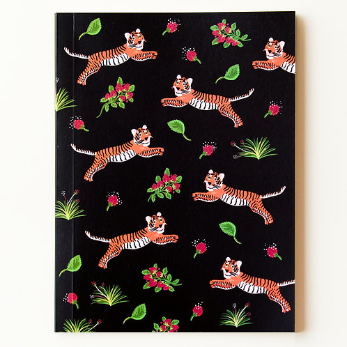 Caderno Tigre Silvestre MM73