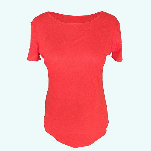 Camiseta Overloque linho MG c/ MM68