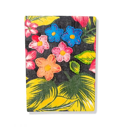 Caderno bordado MM85
