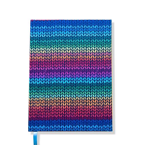 Caderno Tricô Color MM85
