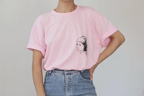 Camiseta Brinco de Pérola