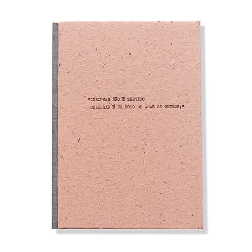 Caderno Maquina de Escrever  MM85