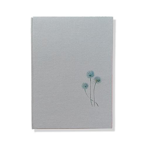 Caderno Flor deAlgodão MM85