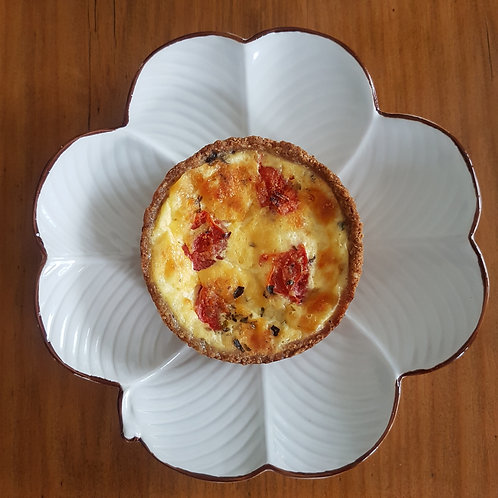 Quiches Low Carb Individuais MM57