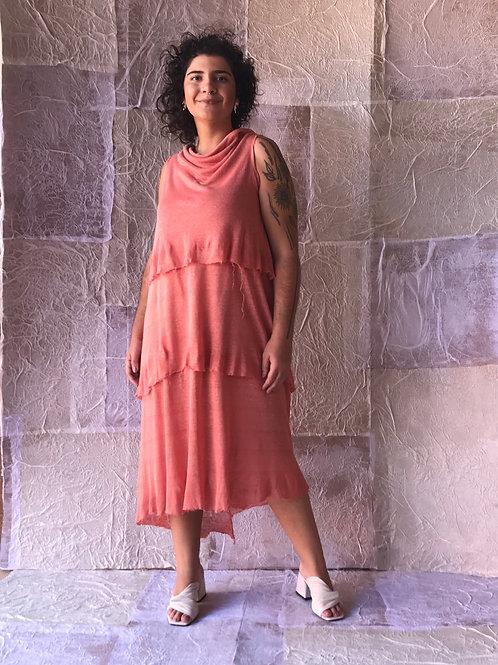 Vestido Três Camadas  MM04
