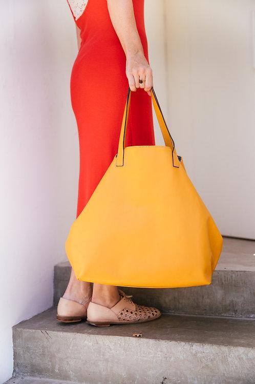 Bolsa Bag Bag Manhattan mostarda MM10