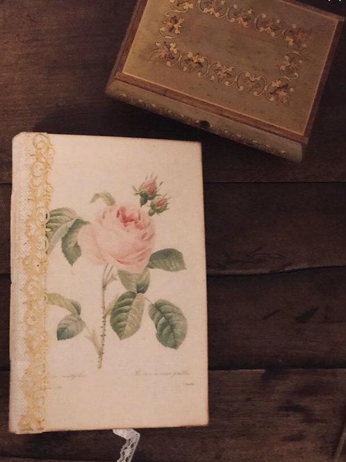 Caderno / Livro Das Rosas   MM97