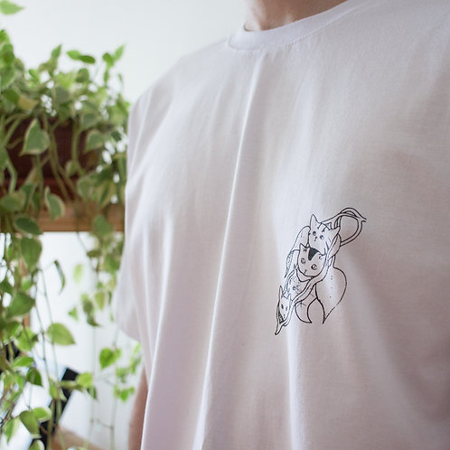 Camiseta Ervilha