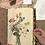 Thumbnail: Caderno / Livro Memórias Floral  MM97