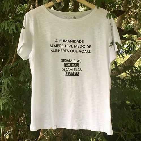 Camiseta  A Bruxa  MM69
