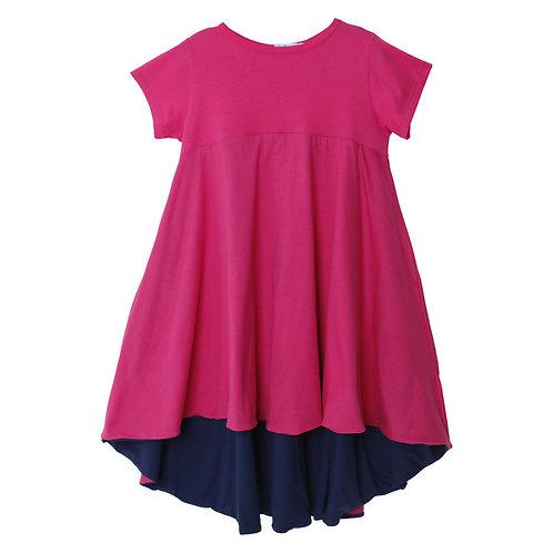 Vestido Sereia pink MM11