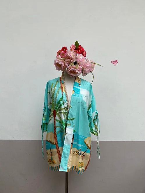 Kimono Trancoso Praia -Para Dormir