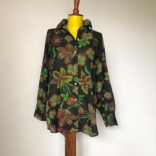Camisa Hibisco MM98