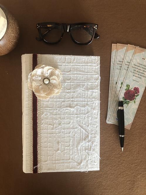 Caderno/ Livro Boho  MM97