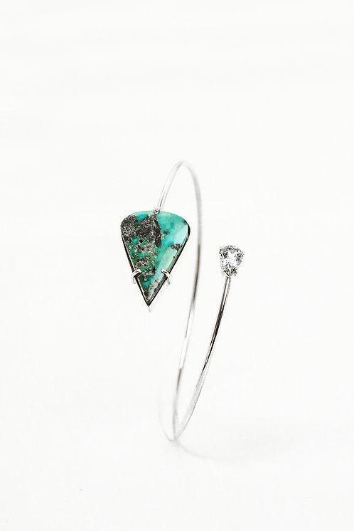 Bracelete Turquesa     MM60