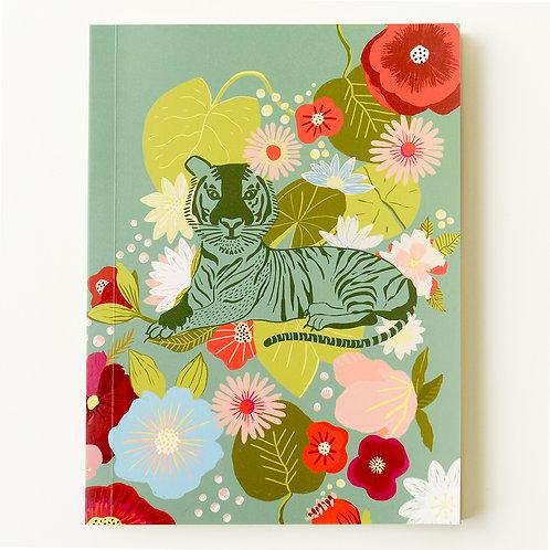 Caderno Tigre e Lótus MM73