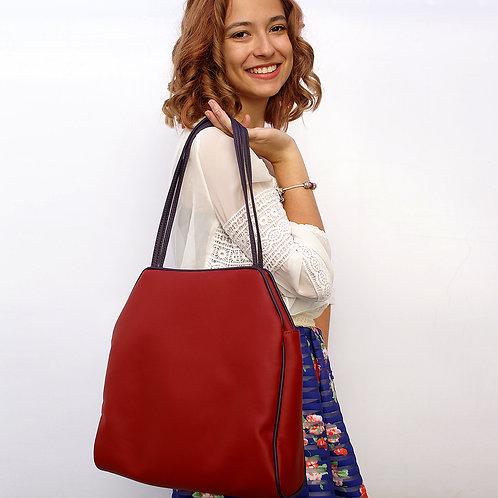 Bolsa Arianna Vermelha MM92