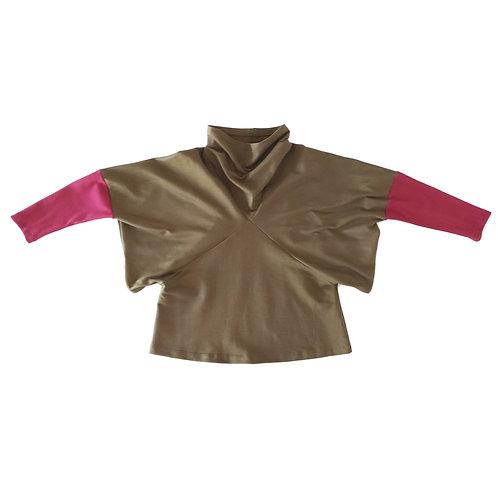Blusa Bana Colorida MM68