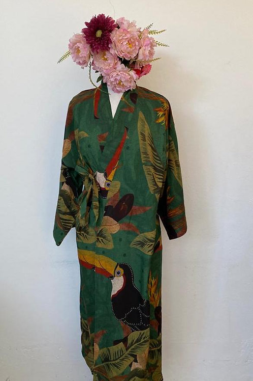 Kimono Tokyo longo Tucano MM40