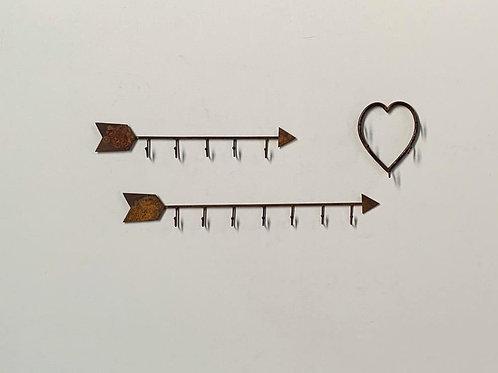 Escultura de parede para chaves - 0018