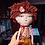 Thumbnail: Boneca de Pano Helena MM77