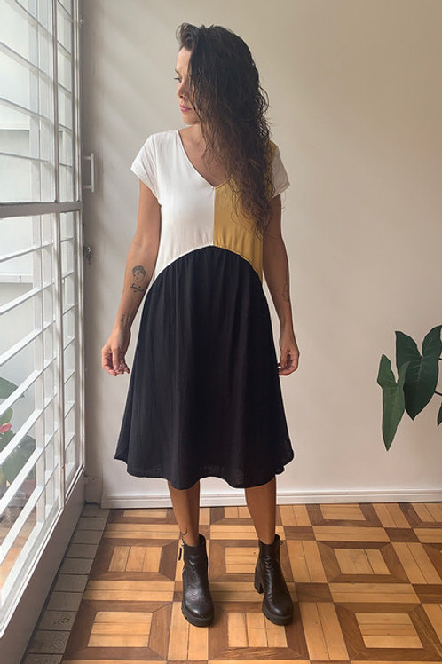 Vestido Manuela 3 cores