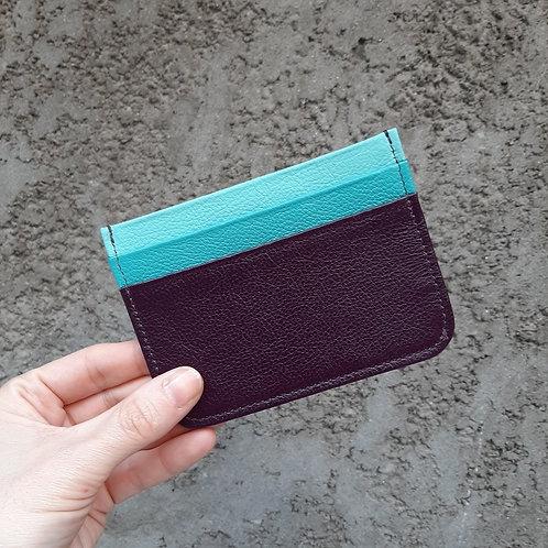 Porta cartão 3 cores MM12