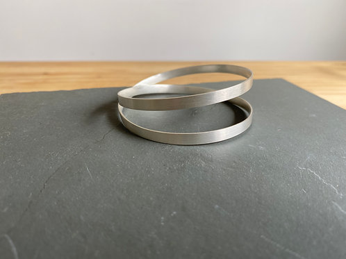 Bracelete Voltas Prata MM24