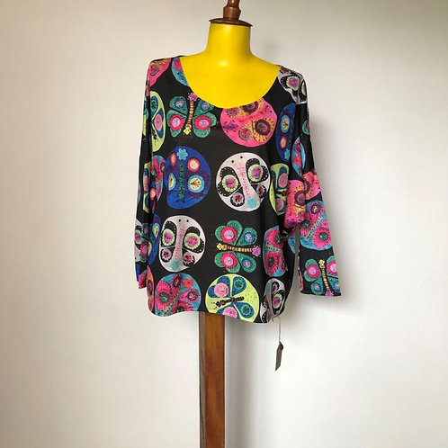 Blusa Buterfly MM98