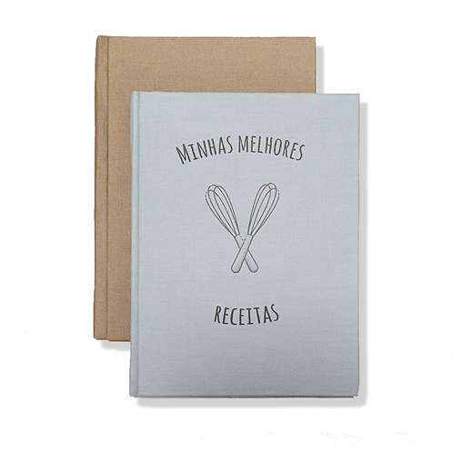 Caderno Receitas MM85