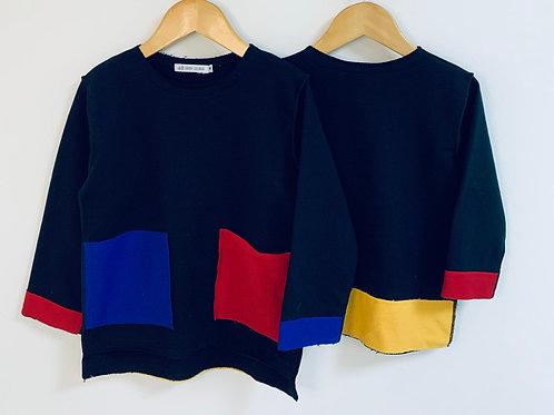 Blusão Colorido MM07