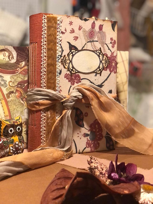 Caderno / Livro  India  MM97